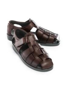 Extraweit-Sandalenschuh