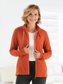 Fleece-Jacke Thermo-Light