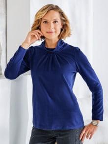Wohlfühl-Thermo-Shirt Rollkragen