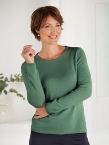 Kaschmir-Seide Premium Pullover