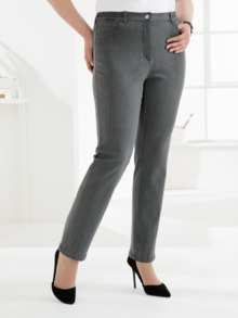 Komfortbund-Jeans 5 Pocket