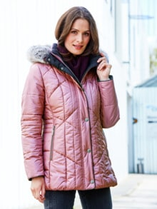 Steppjacke Supersoft