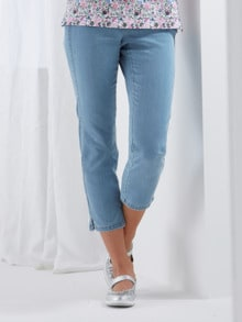 7/8-Flexbundjeans Sommer-Stretch