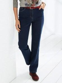 Bügelfrei-Komfortbund 5Pocket-Jeans