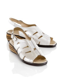 125 Gramm-Sandalette