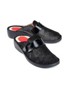 Klett-Pantolette Fußmassage