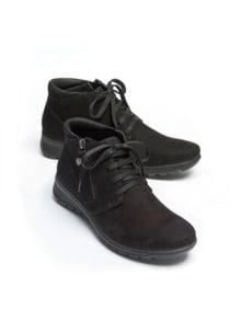 Luftkissen-Nubuk-Boots Ultraleicht