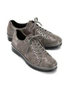Luftpolster-Sneaker Samtfeeling