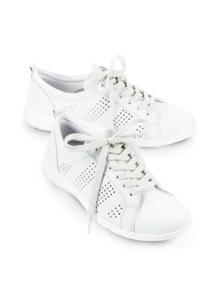 Leder-Leicht-Sneaker