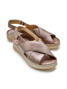 Superweich-Sandale Memory-Plus