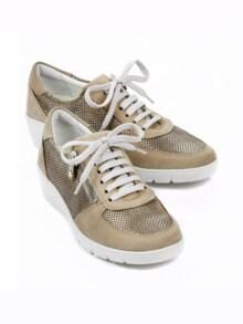 Reißverschluss-Sneaker Polstertraum