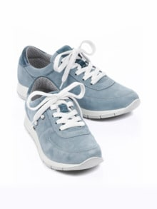 Ziegenleder-Sneaker Softness