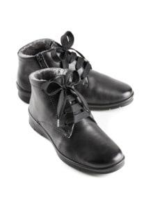 Lammfell-Boots Extraweit
