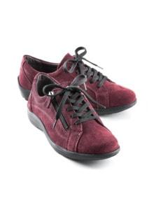 Soft-Sneaker Reißverschluss