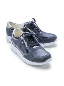 Waldläufer-Sneaker Double-Zip