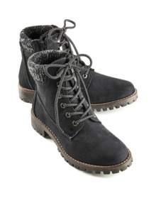 Hallux-Strick-Boots