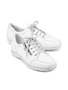 Hirschleder-Sneaker