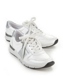 Reißverschluss-Sneaker Komfortplus