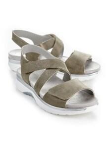 Bequem-Sandale Soft-Rollsohle