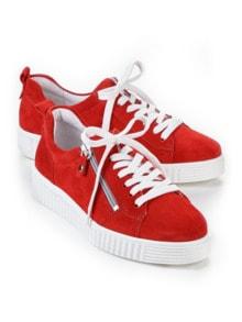 Reißverschluss-Sneaker Trittsicher