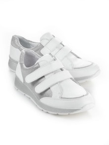 Klett-Sneaker Komfort