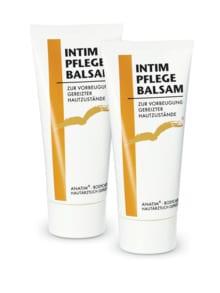 Intimpflege-Balsam 2er Pack
