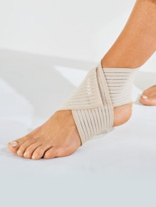 Knöchelgelenk-Bandage Haut Detail 1