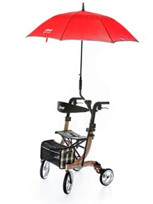 Rollator-Regenschirm
