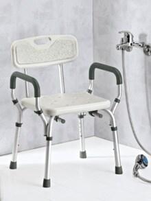 Badstuhl mit Rückenlehne