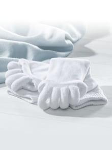 Zehenspreizer-Socke Wellness
