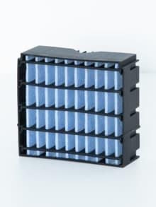 Ersatzfilter Klima-Mini-Tower Blau Detail 1