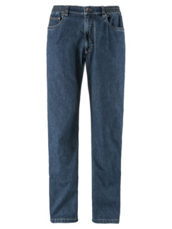 Coolmax-Jeans Dunkelblau Detail 3