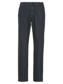 Komfortbund-Jeans High Class Schwarz Detail 3