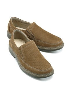 Naturform-Slipper Antishock Camel Detail 1