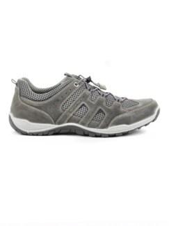 Klepper-Sneaker Antishock Grau Detail 2