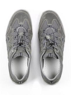 Klepper-Sneaker Antishock Grau Detail 4