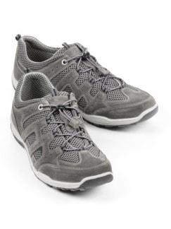 Klepper-Sneaker Antishock Grau Detail 1