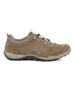 Klepper-Sneaker Antishock Schlamm Detail 2