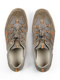 Klepper-Sneaker Antishock Schlamm Detail 4