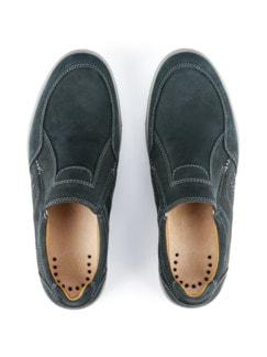 Bequem-Slipper Jeans Detail 3