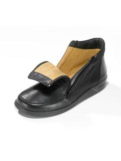 Ganter-Prophylaxe-Stiefel Schwarz Detail 3