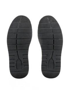 Hallux-Bequem-Sneaker Schwarz Detail 4