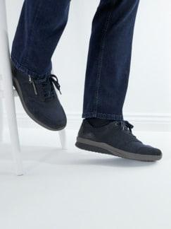Hallux-Sneaker Extraweit Marine Detail 3
