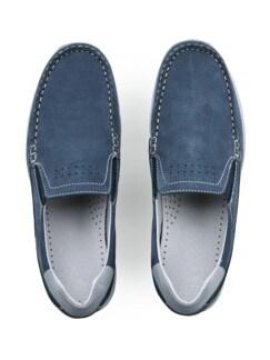 Antishock-Slipper Butterweich Jeans Detail 3