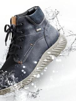 Thermo-Boots wasserabweisend Marine Detail 4