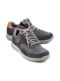 Extraweit-Sneaker Grau Detail 1
