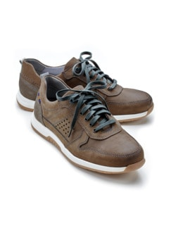 Fretz-Gore-Tex-Sneaker Schlamm Detail 1