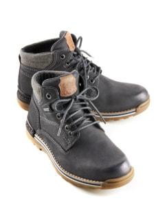 Fretz-Gore-Tex-Boots Schwarz Detail 1