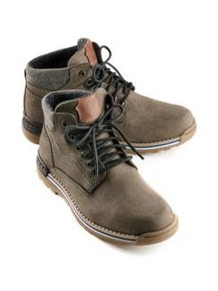Fretz-Gore-Tex-Boots Schlamm Detail 1