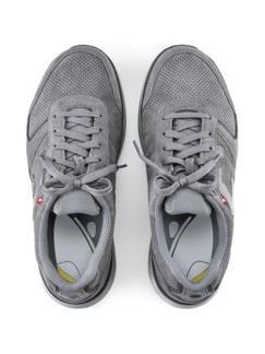 Joya-Sneaker Rückenfreude Grau Detail 4